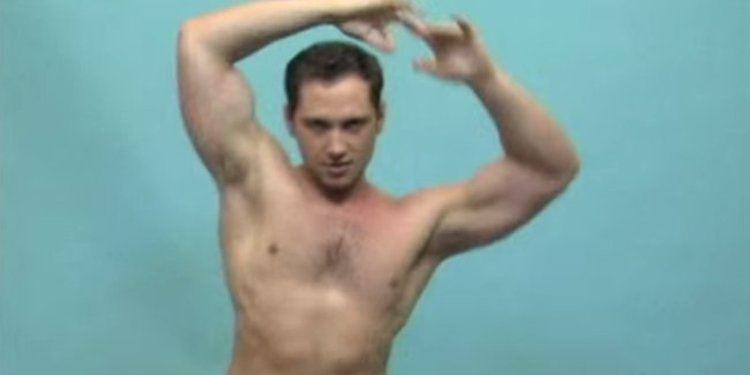 Matt McGorry Matt McGorry Strips In Completely Not Fake Magic Mike 2 Audition