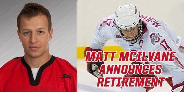Matt McIlvane Matt McIlvane Announces Retirement from Hockey Cincinnati Cyclones