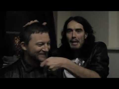 Matt Morgan (comedian) Russell Brand Booky Wook 2 Tour Recap with Matt Morgan