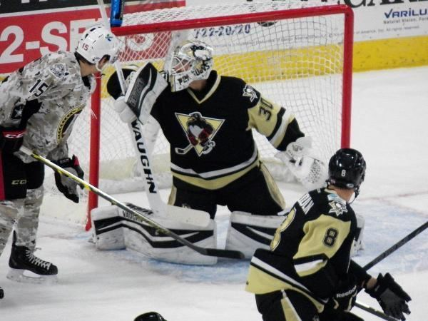 Matt Murray (ice hockey) The Penguins goaltending future has potential Late Night