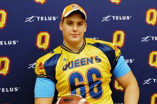 Matt O'Donnell (Canadian football) O39Donnell signs with NFL team The Journal