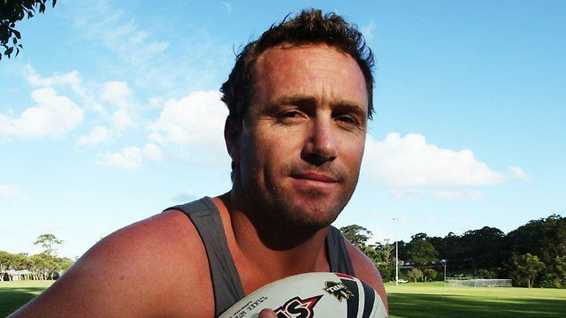 Matt Orford Former NRL star Matt Orford tells of being injected with