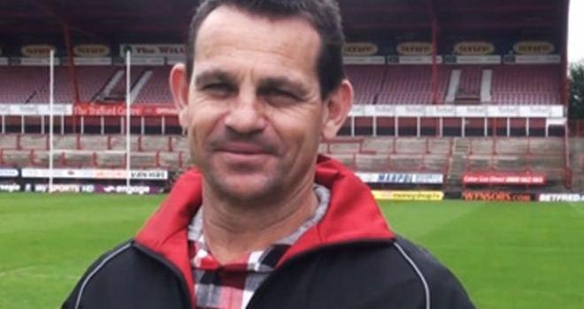 Matt Parish Matt Parish appointed as head coach of Samoa for the World