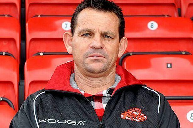 Matt Parish Former Salford Reds coach appointed Samoa boss