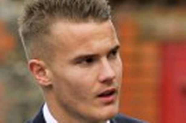 Matt Partridge Young Royals39 footballer given suspended sentence for road