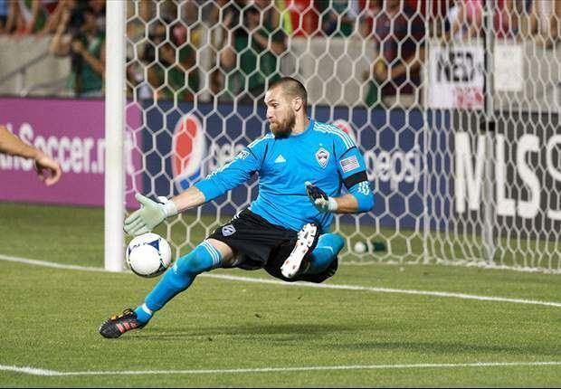 Matt Pickens Rapids goalkeeper Matt Pickens out 34 months with broken