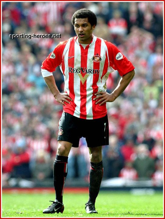 Matt Piper Matt PIPER League appearances Sunderland FC