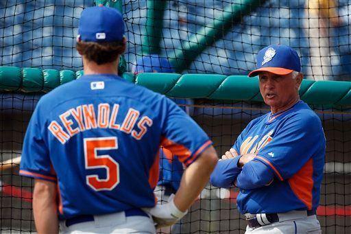 Matt Reynolds (infielder) Matt Reynolds Could Fill The Void In The Infield Mets