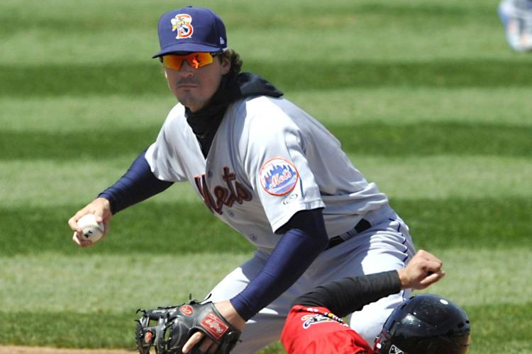 Matt Reynolds (infielder) Could Matt Reynolds play his way onto the Mets
