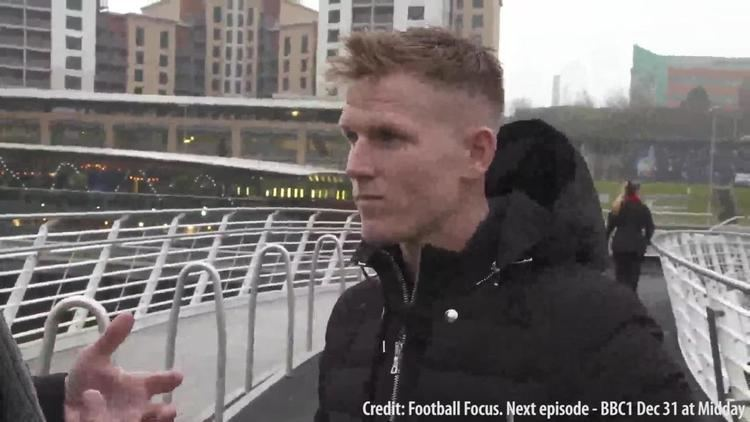 Matt Ritchie They are only human Newcastles Matt Ritchie reflects on life as a