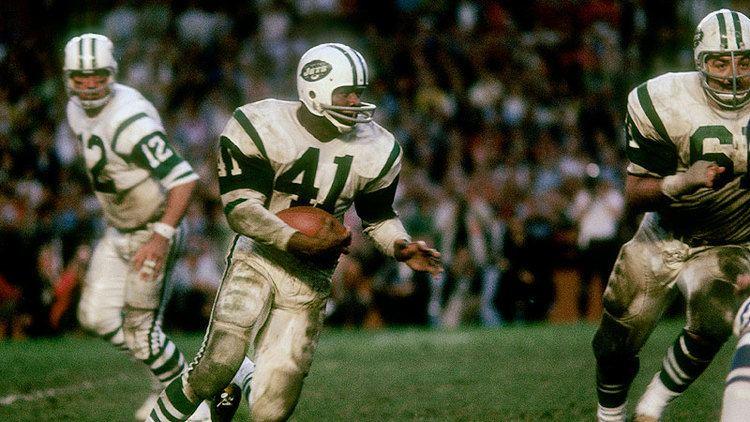 Matt Snell 11 Matt Snell RB The 50 Greatest Jets ESPN