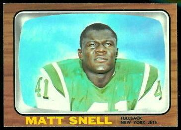 Matt Snell Matt Snell 1966 Topps 102 Vintage Football Card Gallery