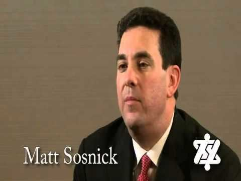 Matt Sosnick Matt Sosnick 2013 Sports Agent YouTube