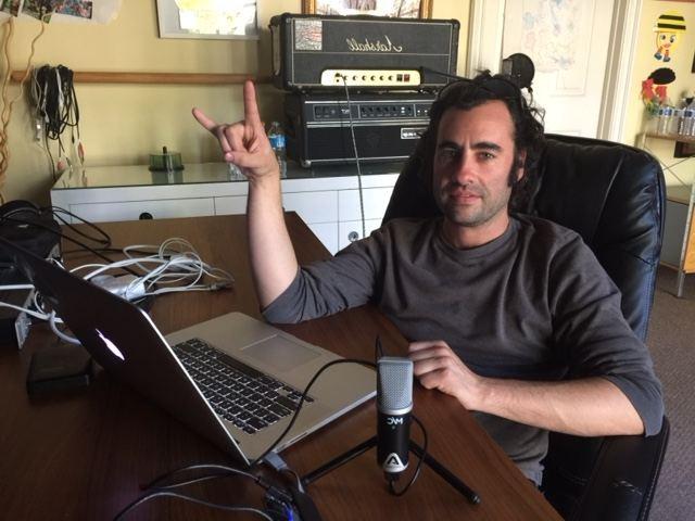 Matt Squire Matt Squire quotSomething to Losequot Apogee MiC Recording