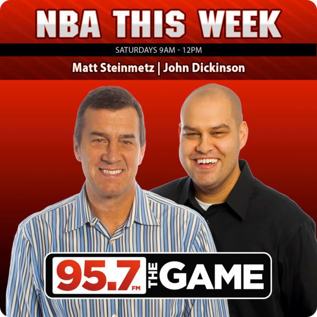 Matt Steinmetz NBA This Week by 957 The GAME on Apple Podcasts