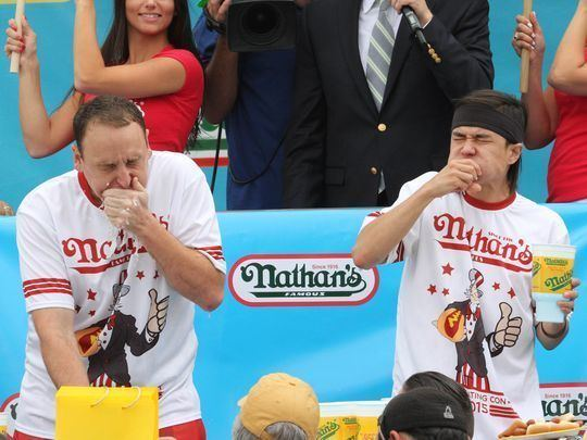 Matt Stonie Inside the disturbing dangers of competitive eating