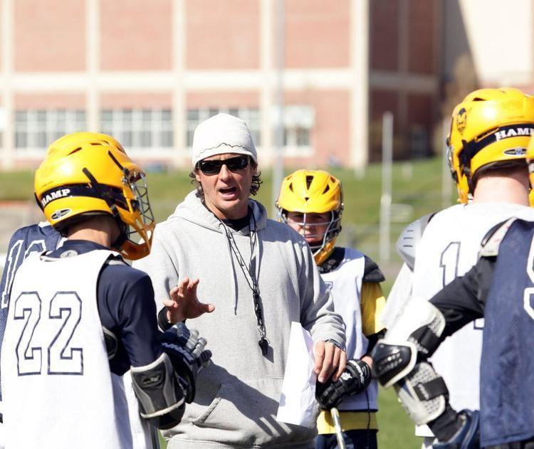 Matt Striebel Professional lacrosse player Matt Striebel is new coach of