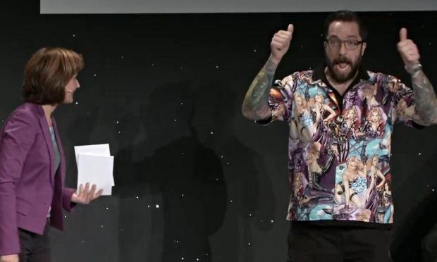 Matt Taylor (scientist) Comet scientist Dr Matt Taylor39s shirt was awful but what