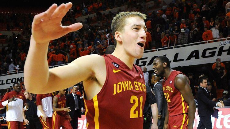 Matt Thomas (basketball) Matt Thomas of Iowa State Cyclones arrested for driving while