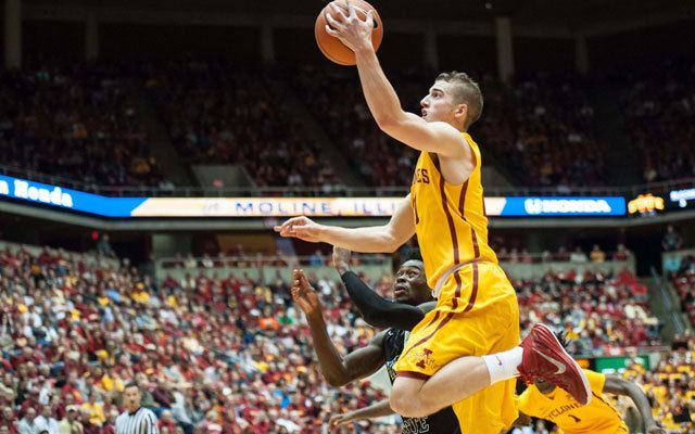 Matt Thomas (basketball) Iowa State39s 6th man and the struggle of grief love and basketball