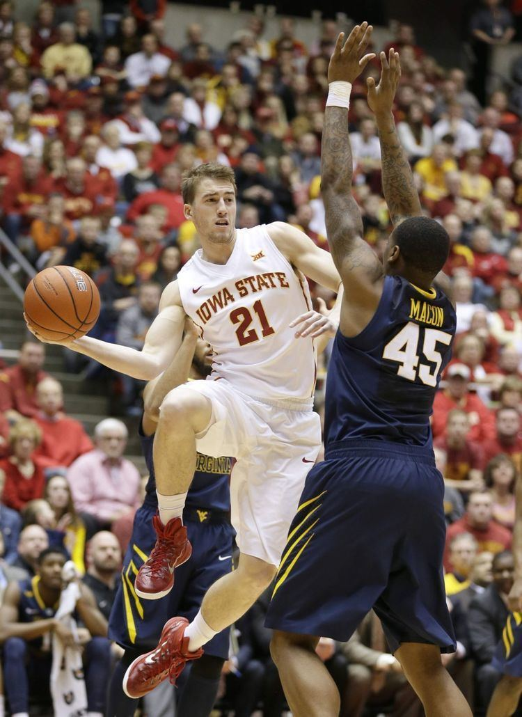 Matt Thomas (basketball) College basketball Matt Thomas ready for change at Iowa St