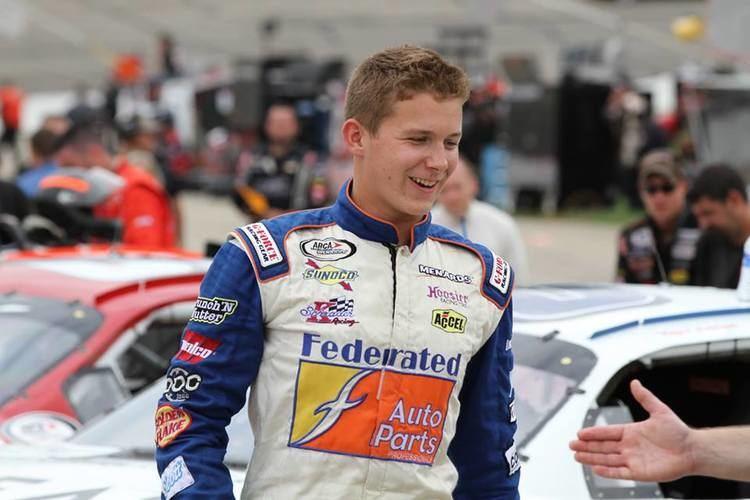 Matt Tifft Tifft 8th in NASCAR Camping World Truck Series Debut
