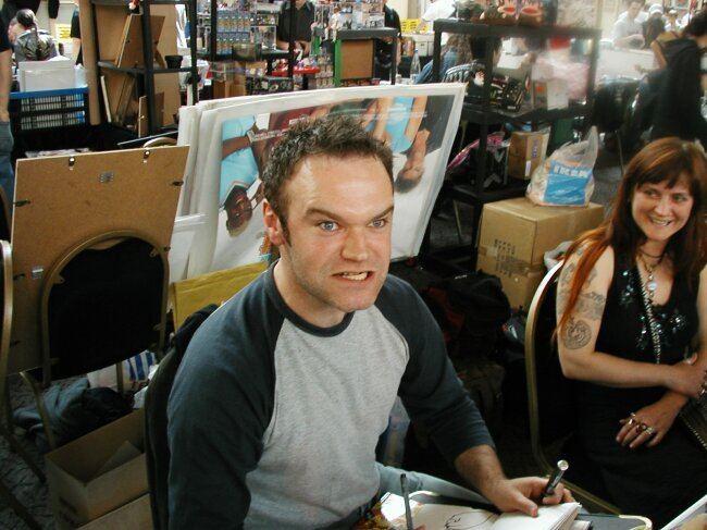 Matt Timson iFanboy Upstarts Matt Timson