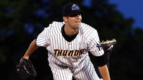 Matt Tracy Yankees39 Tracy rebounds with authority MiLBcom News