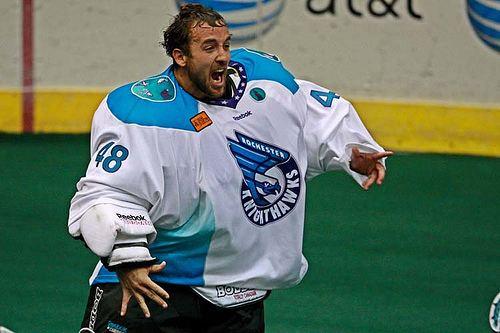 Matt Vinc Cody Jamieson Our goalie Matt Vinc is the toughest