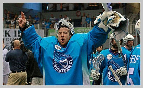 Matt Vinc Matt Vinc History in the Making In Lacrosse We Trust