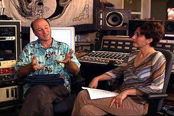 Matt Wallace Matt Wallace record producer recording engineer video interview