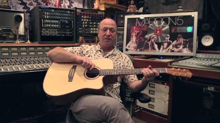 Matt Wallace Maroon 5 Producer Matt Wallace Reviews Campfire Guitar reviews