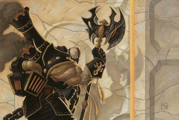 Matt Wilson (artist) The Art of Matt Wilson creator of Warmachine and Hordes Art