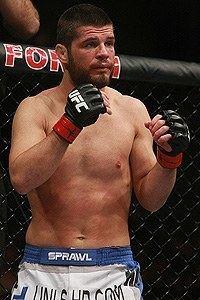 Matt Wiman Matt quotHandsomequot Wiman MMA Stats Pictures News Videos