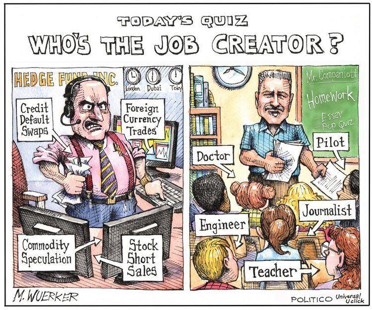 Matt Wuerker Top 11 Editorial Cartooning Pulitzer Prize Winners