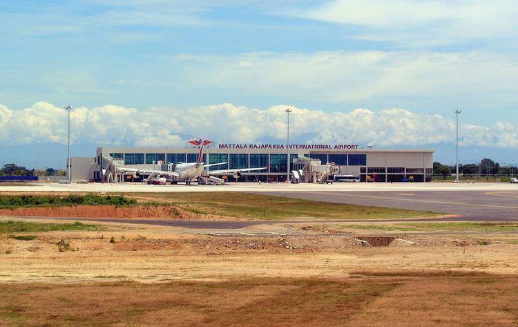 Mattala Rajapaksa International Airport