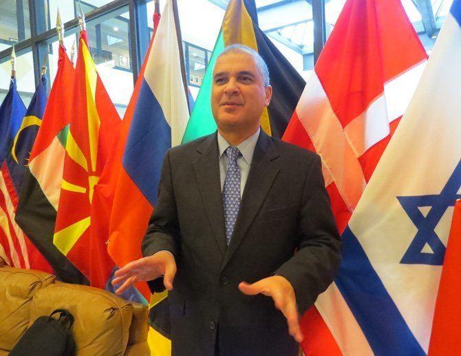Mattanya Cohen Israel es un pas de inmigrantes Mattanya Cohen El Tiempo Latino