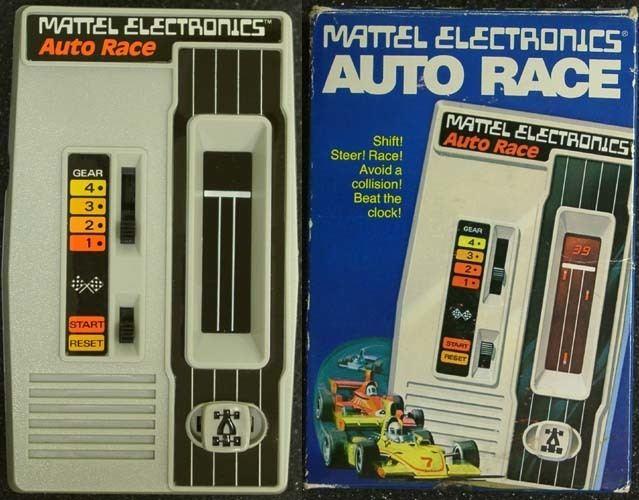 Mattel Auto Race Mattel Auto Race