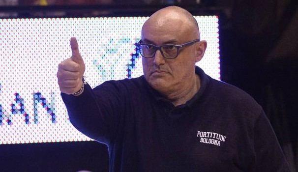 Matteo Boniciolli Fortitudo Boniciolli Intensi come volevo Sport Basket