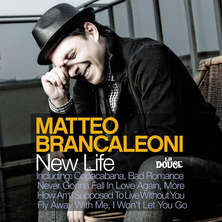 Matteo Brancaleoni MATTEO BRANCALEONI IRMA records