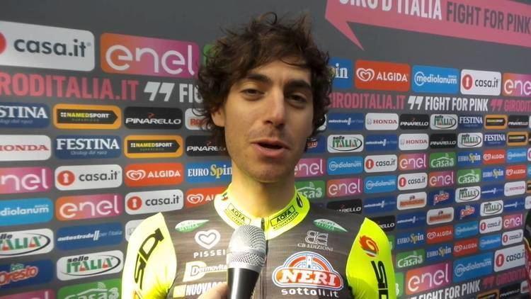 Matteo Busato Grande Partenza Giro 2016 Apeldoorn Matteo Busato YouTube