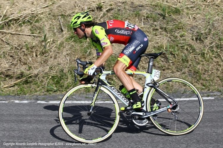 Matteo Busato English Southeast Pro Cycling Team Part 12