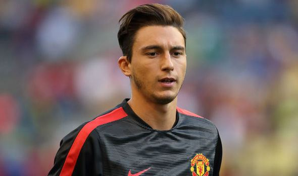 Matteo Darmian Man Utd39s 12m signing Matteo Darmian will start as back
