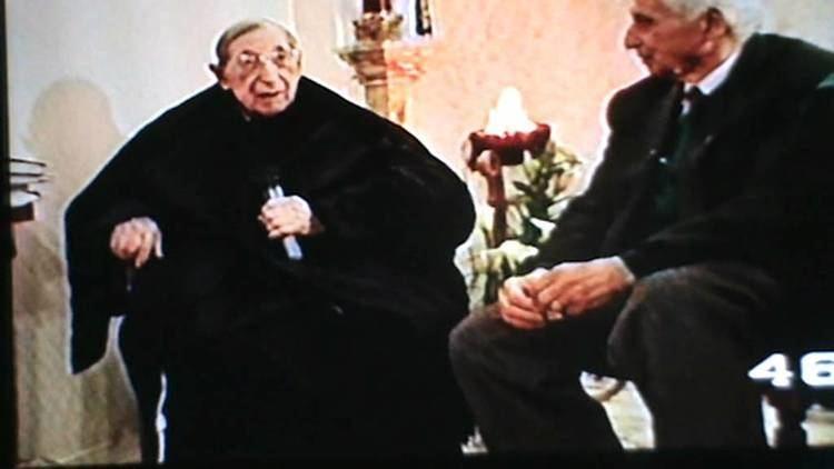 Matteo La Grua Padre Matteo La Grua ricorda Giovanni Paolo II YouTube