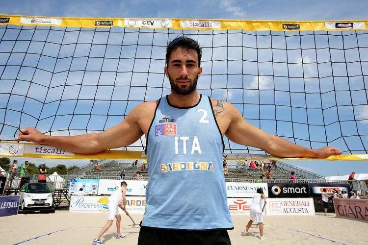 Matteo Martino Guberniya has signed a contract with Italian Matteo