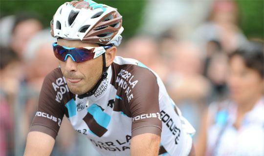 Matteo Montaguti Tour 2014 Montaguti maakt selectie AG2R La Mondiale