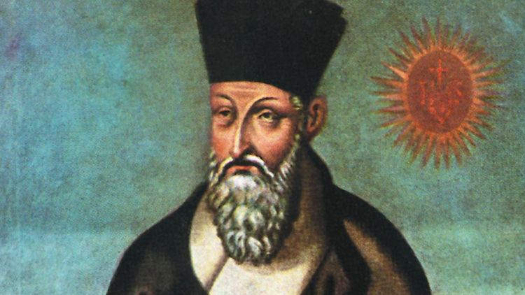 Matteo Ricci Matteo Ricci SJ Jesuits Ireland
