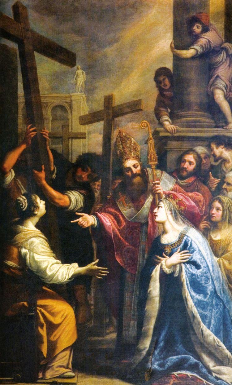 Matteo Rosselli FileMatteo rosselli invenzione della santa crocejpg