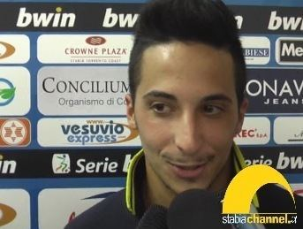 Matteo Scozzarella Juve Stabia Pescara Le emozioni di Scozzarella e