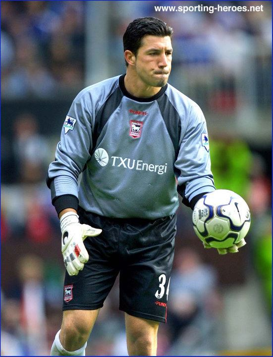Matteo Sereni Matteo Sereni 200102200203 Ipswich Town FC